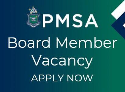 Seeking a new Board member